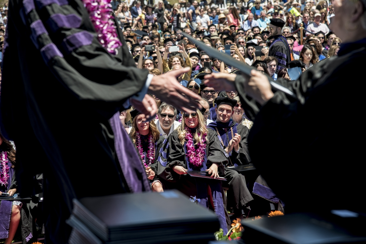 Pepperdine School of Law Commencement