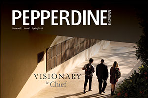 Pepperdine Magazine - Spring 2019