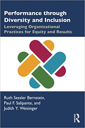 Book cover for Performance through Diversity and Inclusion
