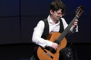 Andrea Roberto - 2019 Parkening International Guitar Competition