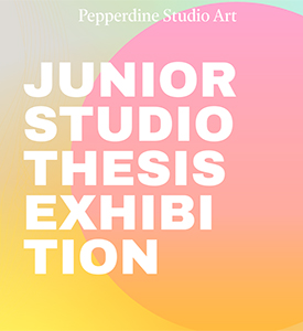 Junio Studio Thesis Exhibition