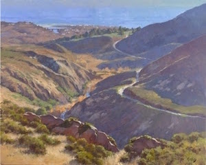 On Location in Malibu 2018: Paintings by the California Art Club - Pepperdine University