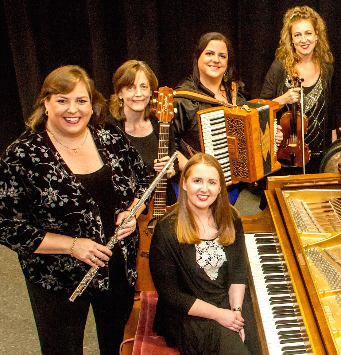 Celtic Music Ensemble Cherish the Ladies to Perform at Smothers