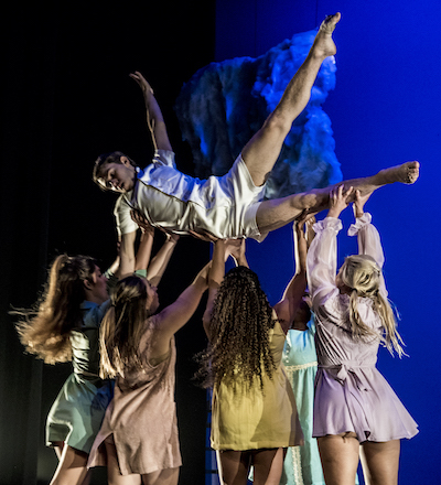 Dance in Flight - Pepperdine University