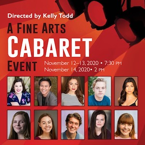 Fine Arts Cabaret - Pepperdine Theatre Department