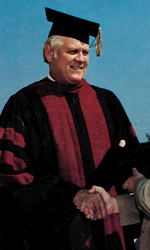 1968 Commencement - Pepperdine Graziadio Business School