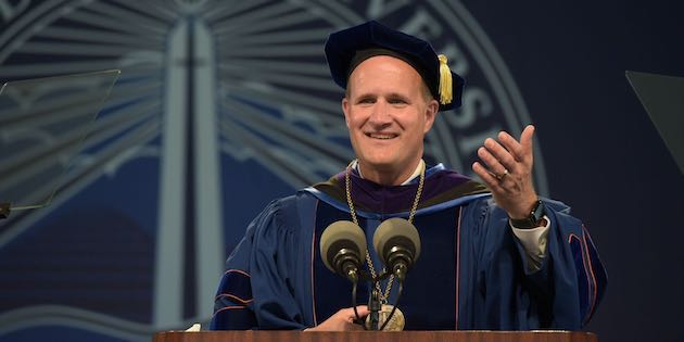Pepperdine Celebrates the Inauguration of James A. Gash as the University's Eighth President and Chief Executive Officer