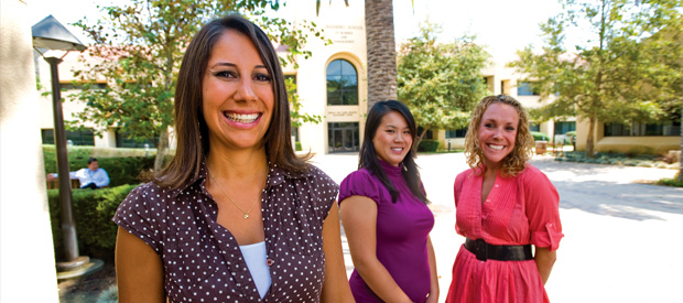 Banding Together - Pepperdine Magazine