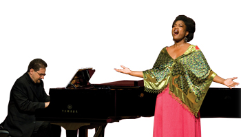 Pianist and Singer - Pepperdine Magazine