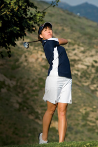 Woman Golfer - Pepperdine Magazine