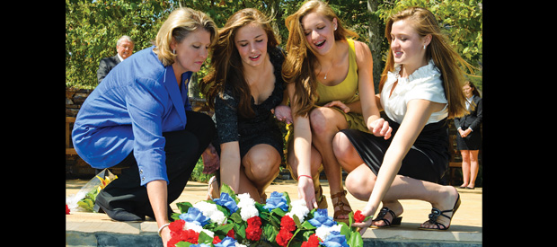 Pepperdine Pays Tribute to the Fallen Heroes of 9/11