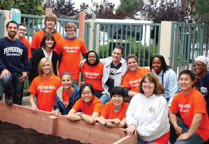 SPP Students Renovate Community Park