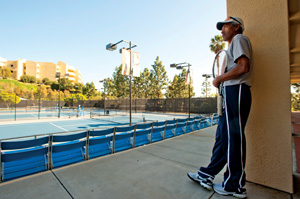 The Tennis Turn - Pepperdine Magazine