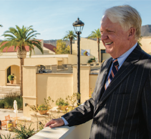 Michael F. Adams, Pepperdine University Chancellor