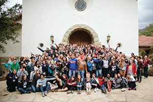 Unplugged Retreat - Pepperdine Magazine