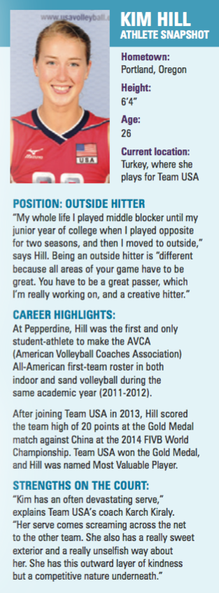 Kim Hill Pepperdine Magazine