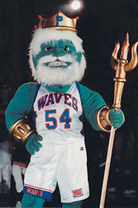 King Neptune Mascot - Pepperdine Magazine