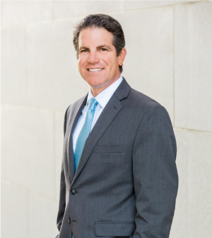 Morgan Christen, CEO of Spinnaker Investment Group
