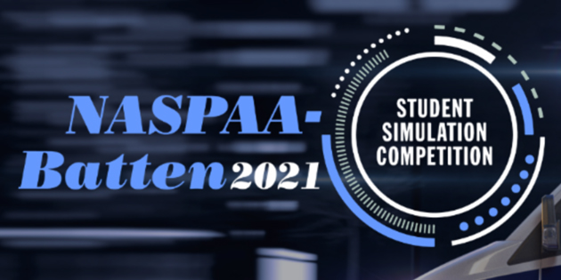 NASPAA Batten Student Simulation Competition 2021
