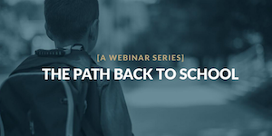The Path Back to School - Pepperdine School of Public Policy