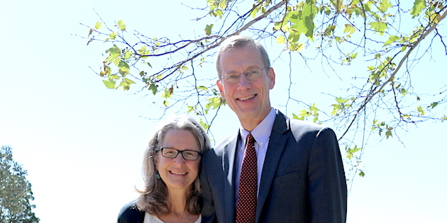 Paul and Courtney Caron - Pepperdine Caruso School of Law