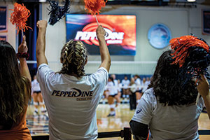 Cheer - Pepperdine University