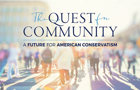 The Quest for Community