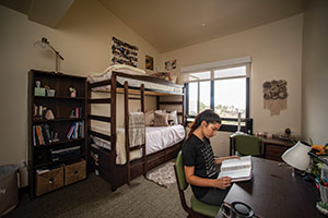 Seaside Residence Hall - Pepperdine University