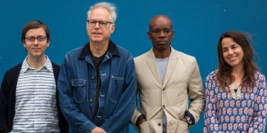 Bill Frisell, Petra Haden, Thomas Morgan, and Rudy Royston