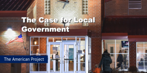 The Case for Local Government