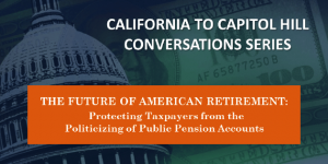 California to Capitol Hill Conversation Series - Pepperdine School of Public Policy