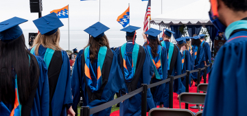 SPP Hosts Commencement for the Class of 2020 and Class of 2021 in Malibu