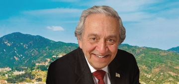 School of Public Policy Mourns the Loss of Bruce Herschensohn