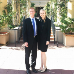 Kyser Blakely and Emily Sauer Argue Ninth Circuit Case
