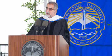 Retiring Manhattan Institute President Lawrence J. Mone Receives Honorary Degree