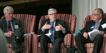 Tom Stipanowich Speaks on National Panel at Ohio State Conference on Dispute Resolution and the Courts