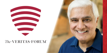 International Speaker and Author Ravi Zacharias to Present at 2016 Veritas Forum