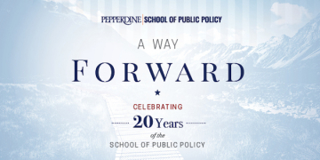 School of Public Policy to Host 20th Anniversary Dinner Celebration