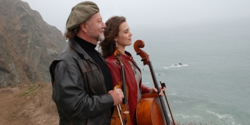 Alasdair Fraser and Natalie Haas to Perform in Malibu