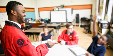 New AmeriCorps Partnership Expands Foster Youth Support Services
