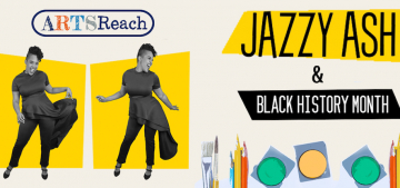 Center for the Arts Presents Spring 2021 ARTSreach Digital Education Resources