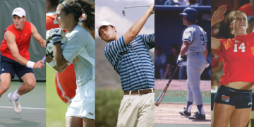 Meet the 2016 Pepperdine Athletics Hall of Fame Honorees
