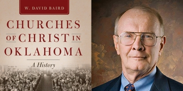 Seaver Dean Emeritus W. David Baird Authors History of Churches of Christ in Oklahoma