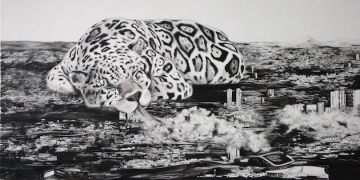 Pepperdine to Present It's All Black & White: Contemporary Art from the Frederick R. Weisman Art Foundation
