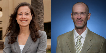 Drs. Blanco and Prieger Receive Funding to Support Graduate Fellowships and Training in Public Policy Research