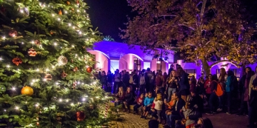 Christmas Tree Lighting Celebration and Concert to Kick Off Holiday Season on Campus