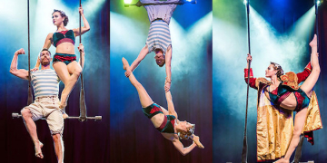 Cirque Mechanics to Perform Acrobatic Show at Smothers Theatre