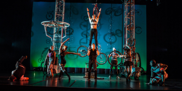 Cirque Mechanics to Perform Steampunk-inspired Show at Smothers Theatre