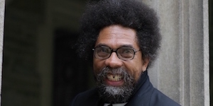Author and Social Activist Cornel West to Speak at Lecture Series on Faith, Intellect, and Culture