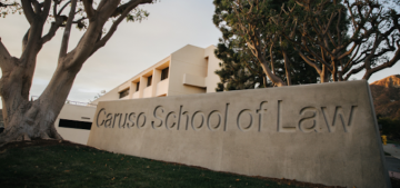 Caruso School of Law Ranked Number 46 in U.S. News & World Report 2022 Best Law School Rankings
